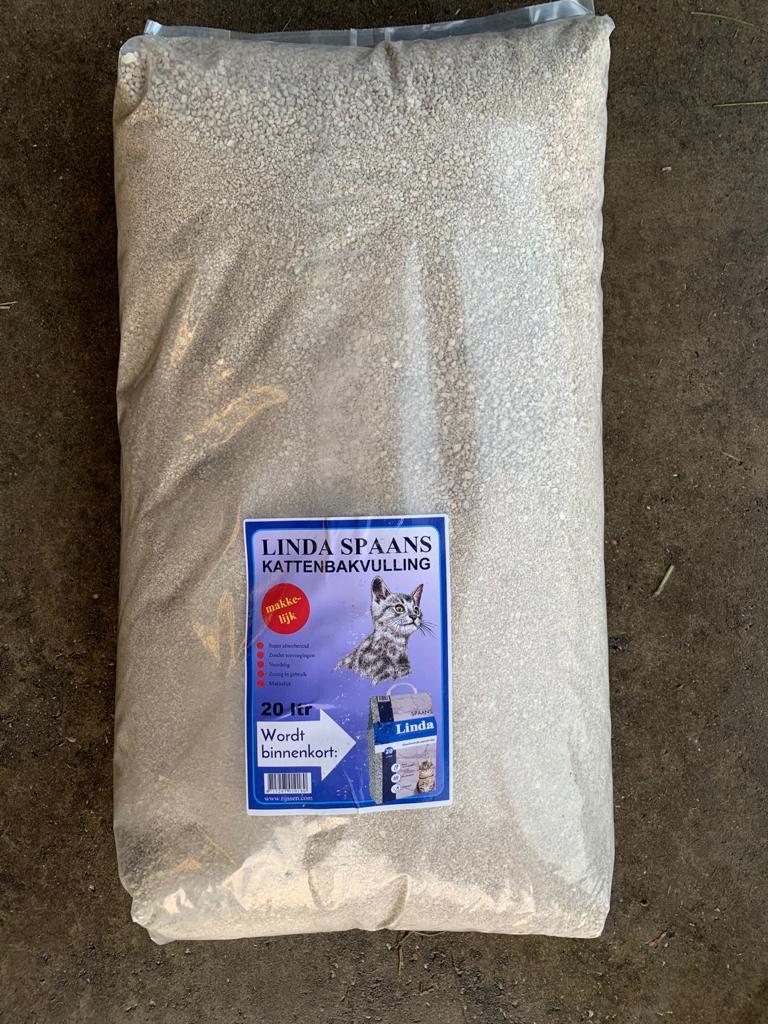 Lovely Cat kattenbakvulling (voorheen Linda Spaans) per 20kg